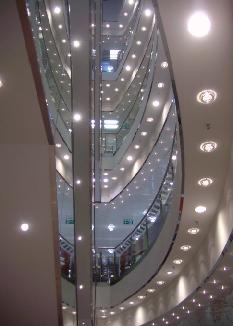 Umbau und Erweiterung eines Kaufhauses in Bamberg