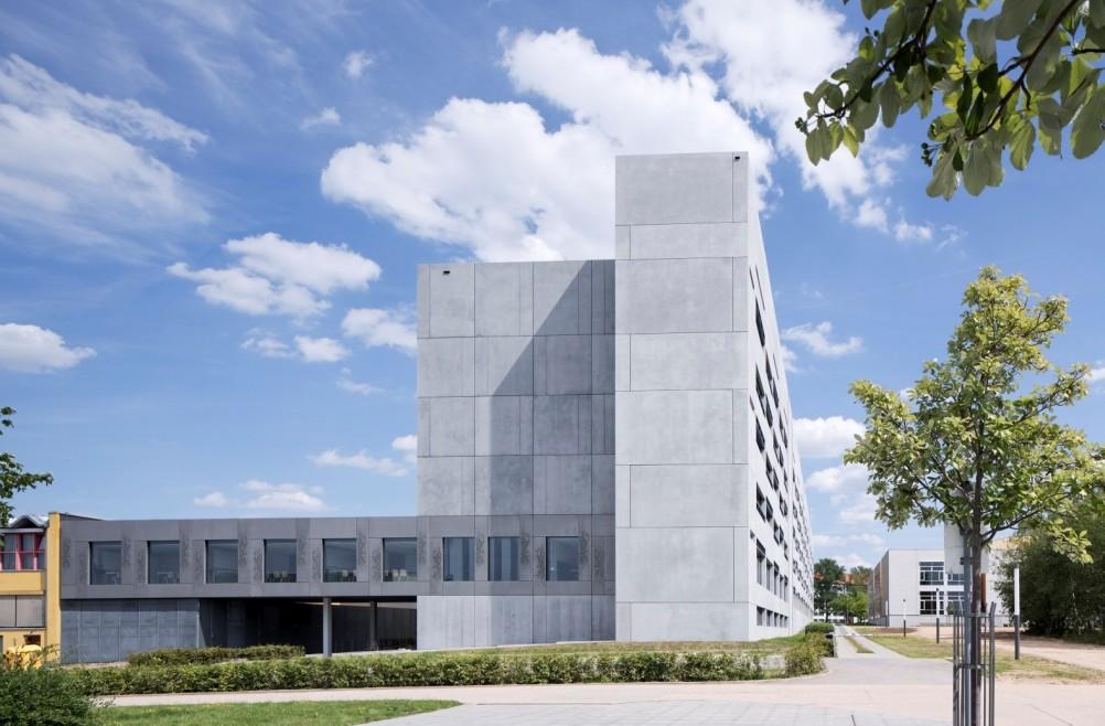 Weinholdbau der TU Chemnitz, Reichenhainer Str. 74 in Chemnitz