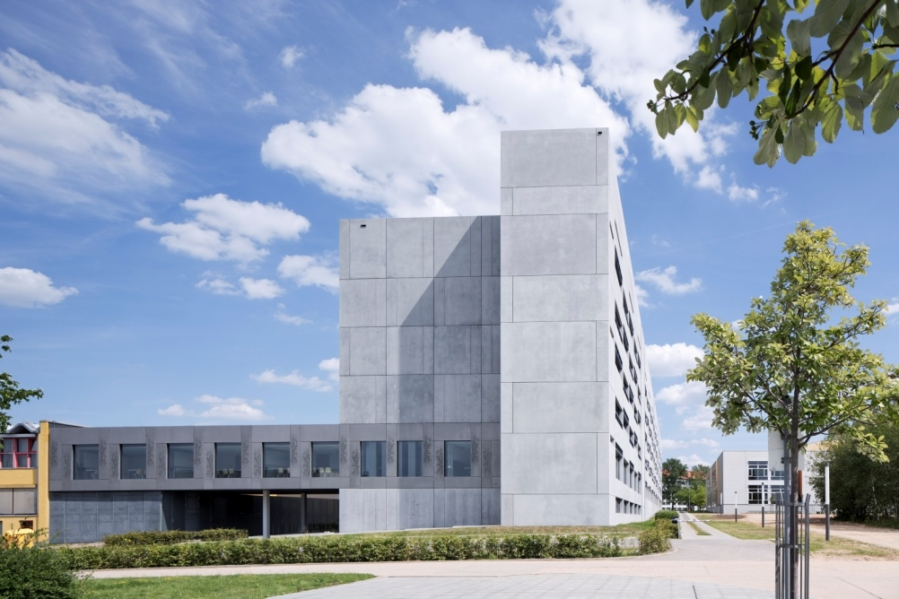 Weinhold-Bau Chemnitz