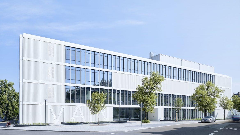 MAIN Forschungsbau für Nanostrukturen an der TU Chemnitz